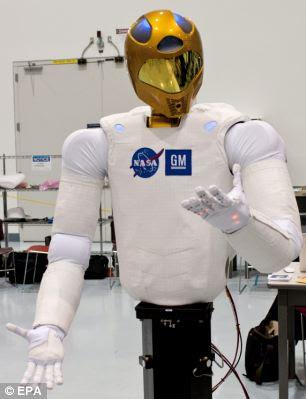 Robonaut 2-Robot Ruang Angkasa Milik NASA