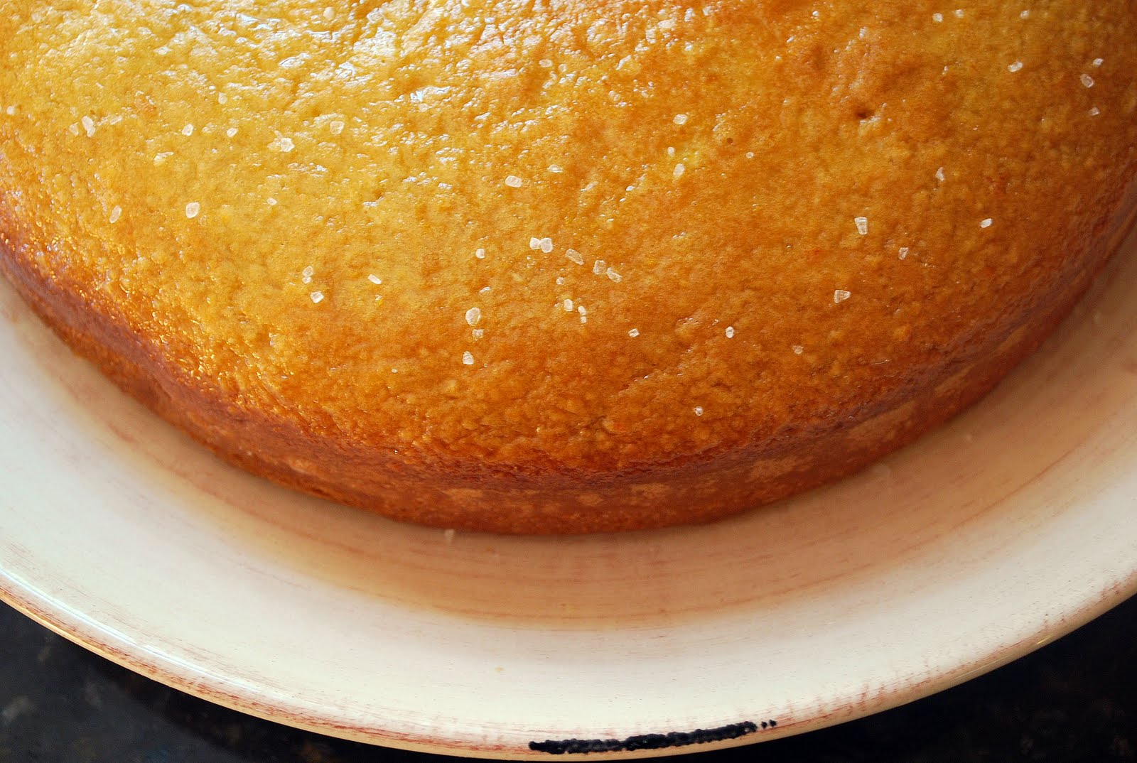 three square chef: Orange Scented Olive Oil Cake