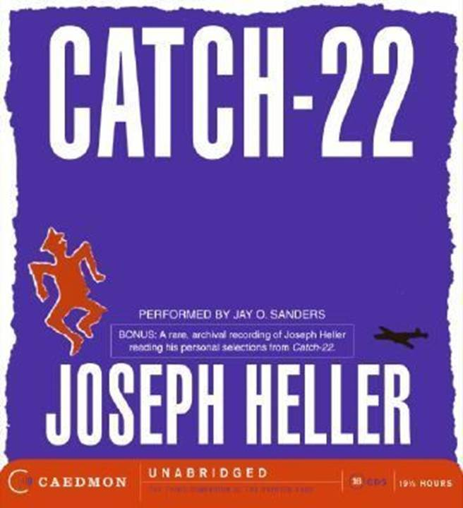 the fear of communism in the book catch 22 by joseph heller In catch-22, joseph heller invented a motif for the modern world the book shaped everything that came after it, establishing heller's reputation as one of the greatest portrait of an artist as an old man.