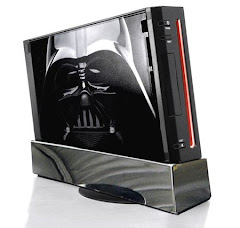 STAR WARS DARTH VADER Wii