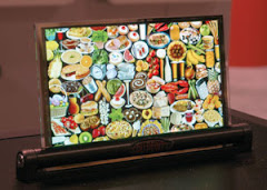 DUPONT AMOLED DISPLAYS  EXTREMELY VIVID COLORS