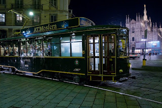 ATMosfera Milano ristotram