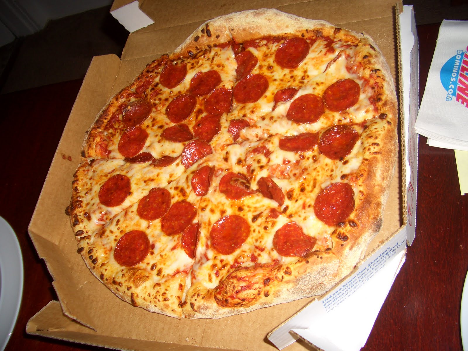 Domino 39 s pizza pepperoni bing images for Domino pizza