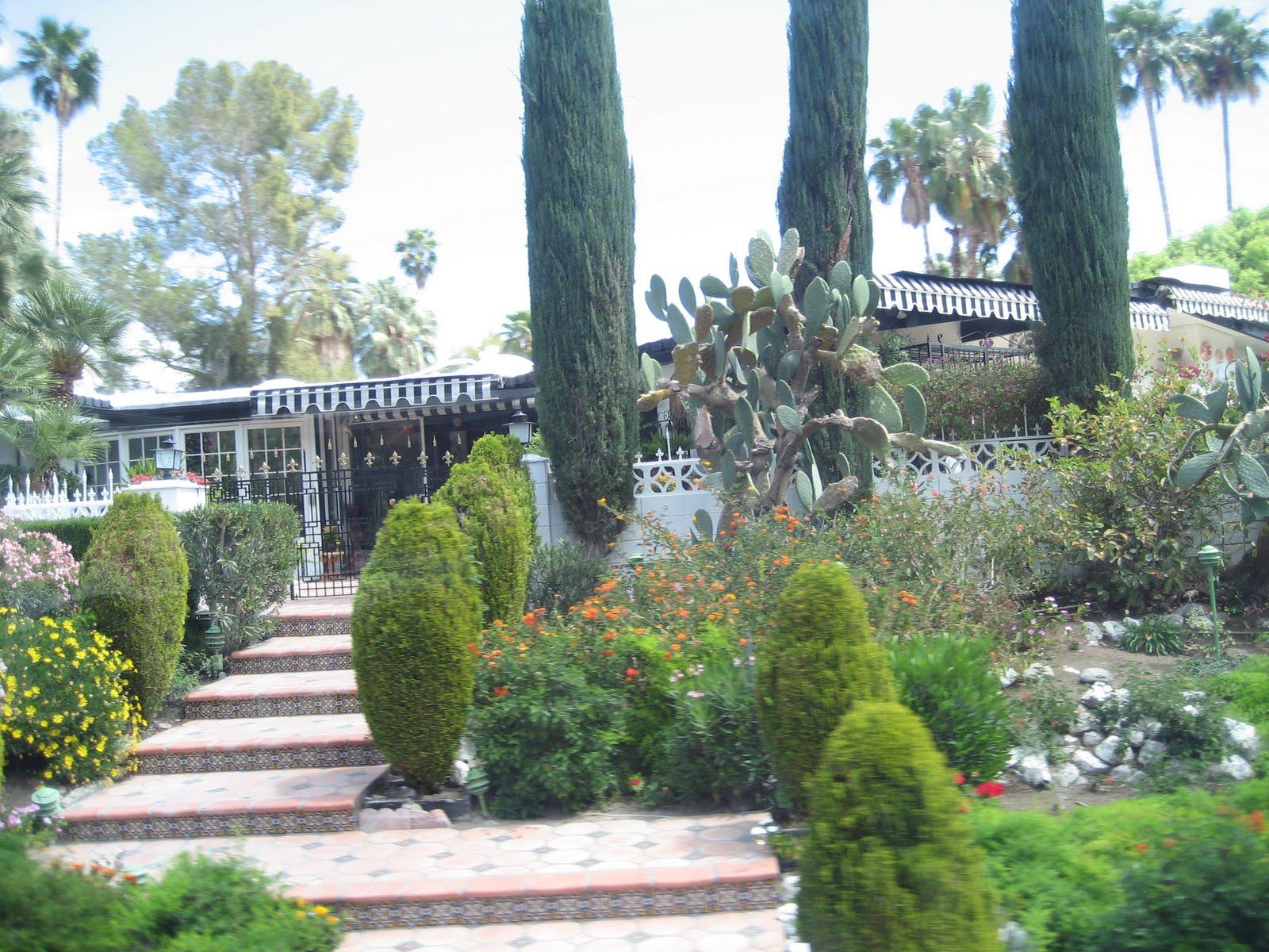 La dolfina palm springs celebrity home tour for Marilyn monroe palm springs home