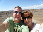 At Meteor Crater
