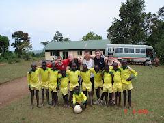 Bukeka Soccer team 2006
