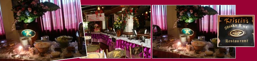 Kristin's Steaks R us and Catering Services - Wedding Caterer in Bacolod City