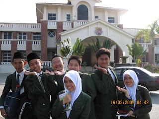 Briged Bestari Lawatan Ke Sekolah Sultan Alam Shah