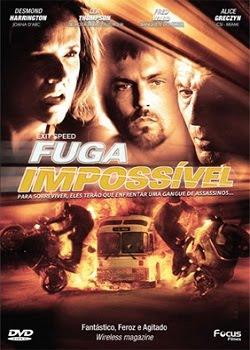 Filme Fuga Impossível DVDRip XviD Dual Audio e RMVB Dublado