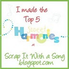 Top 5 at Scrap it with a Song