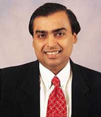 World's Richest Men of 2009: Mukesh Ambani