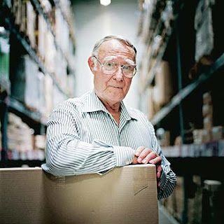 World's Richest Men of 2009: Ingvar Kamprad