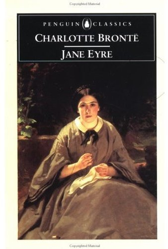 jane eyre from the shelf