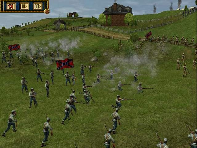 Free Civil Wars Computers Game