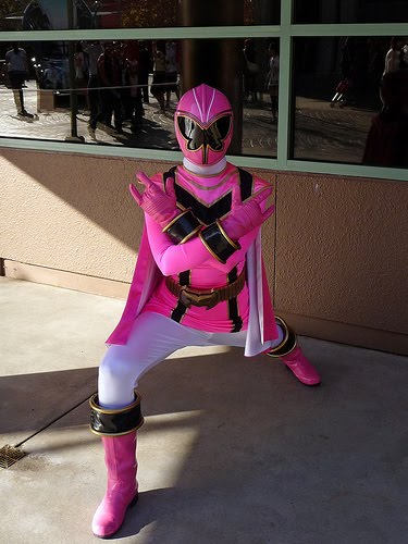 Henshin Grid: Power Rangers at Disney World Guide for Parents Power Rangers Mystic Force Pink Ranger