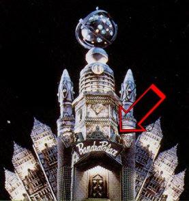Henshin Grid: Zedd's Chamber in Bandora's Palace