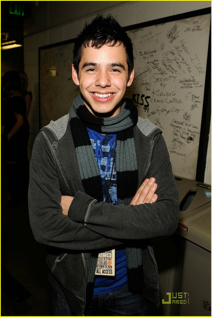 When people found out David Archuleta, former American Idol contestant, ...