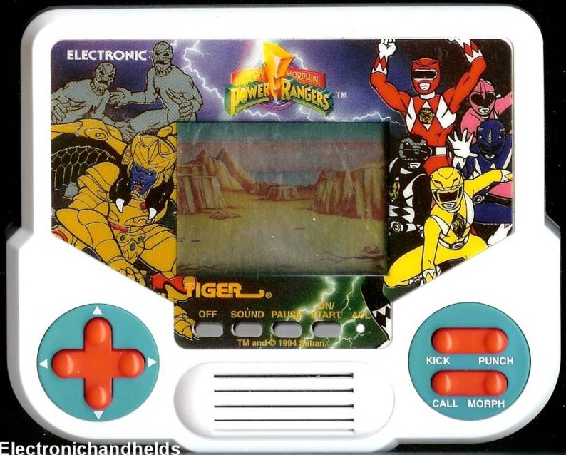 tiger games handheld