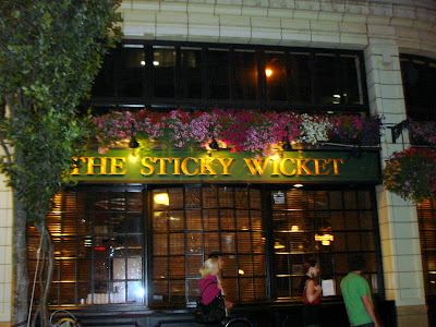 from Steven speed dating victoria sticky wicket