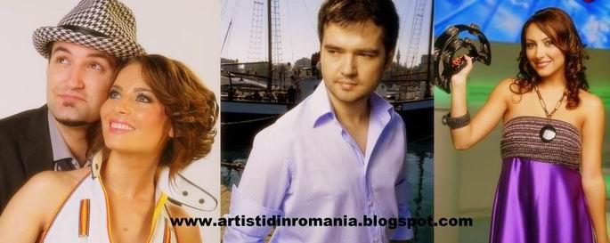 Artisti din Romania