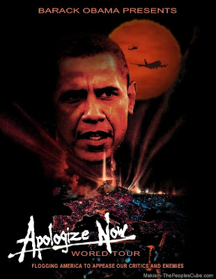 Obama Failure and Socialism Apologize To Your Muslim World JackAss