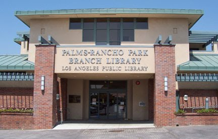 Welcome to Friends of the Palms-Rancho Park Library