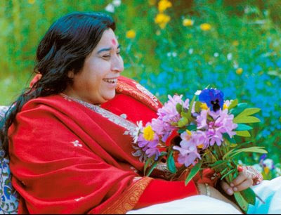 Sahaja Yoga founder Shri Mataji Nirmala Devi