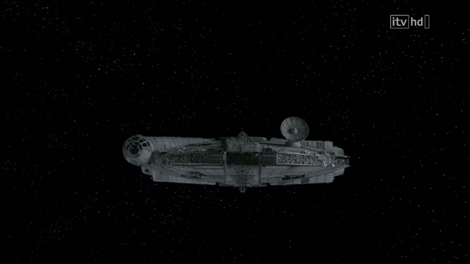 Build a Freesat / Freeview HTPC: Star Wars: A New Hope - ITV HD