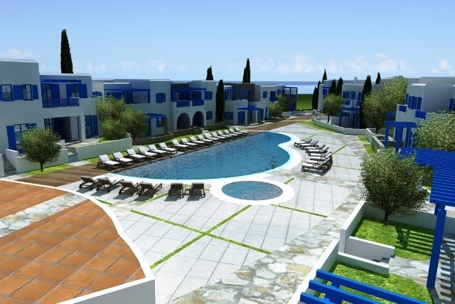 appartamenti a paros grecia