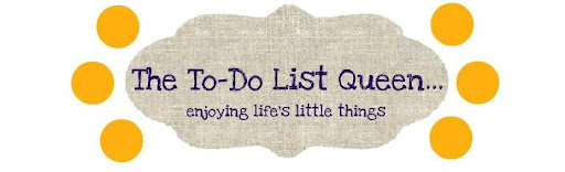 The To-Do List Queen...