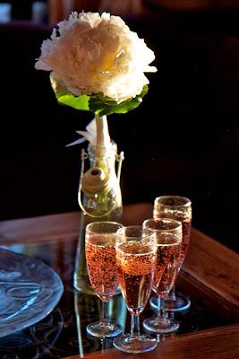 rose shampanja