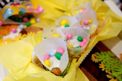 muffinssit valmiina noitamobiiliin