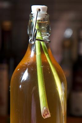 sitruunaruohosiirappi