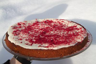 Kakku mukaan