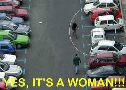 Cómo estacionar un Auto