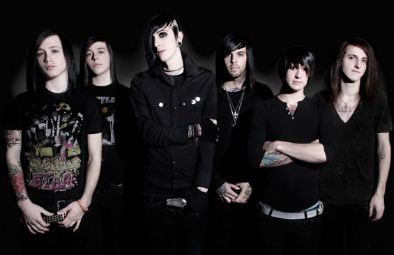Motionless In White MoshxDisorder: Motionl...