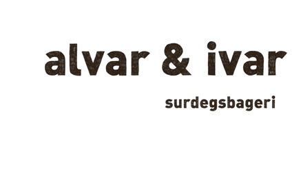 alvar &amp; ivars bageriblogg