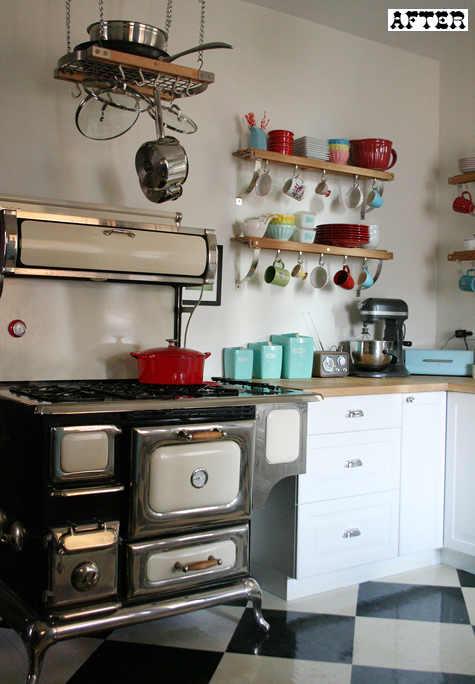 J e s a n a junio 2010 - Cocinas retro vintage ...