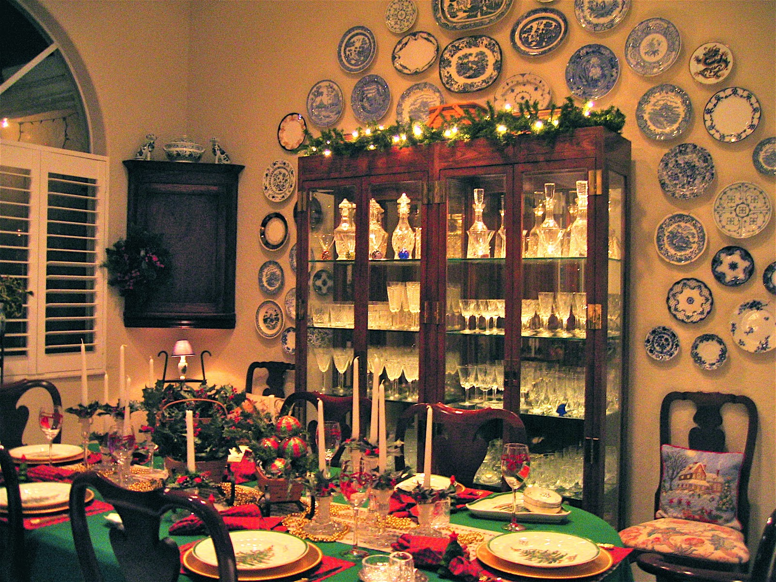 Lucy Maud Dining Room Christmas Buffet May Days The At
