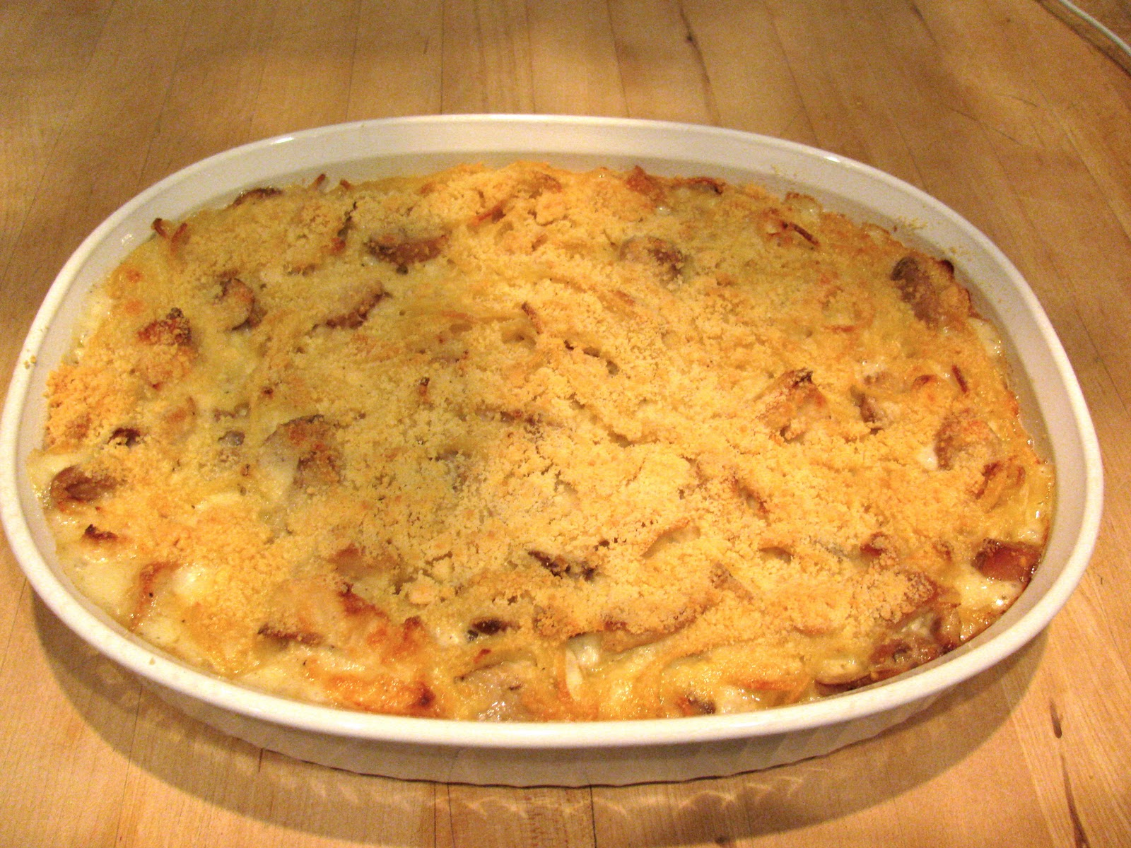 Rita's Recipes: Chicken Tetrazzini