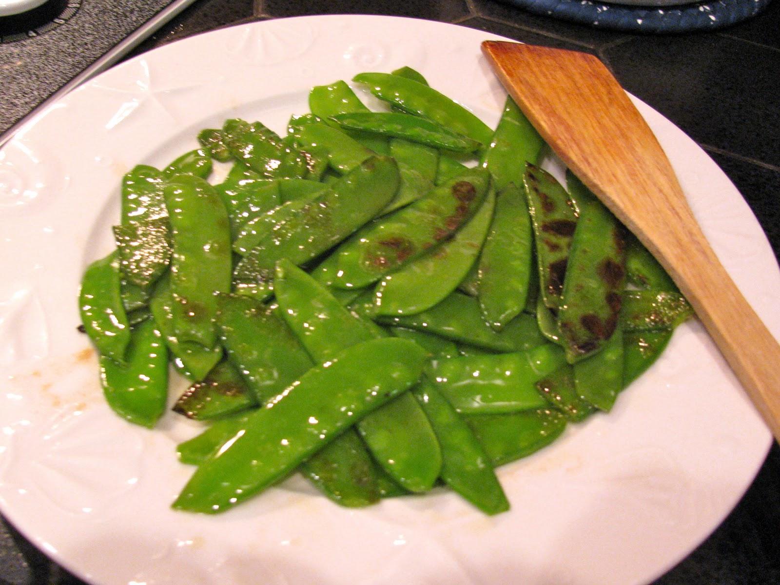 Rita's Recipes: Beef with Snow Peas