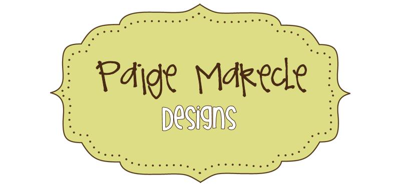 Paige Marecle Designs