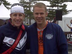Hunter Kemper 10th Place Bejing Olympics 2008
