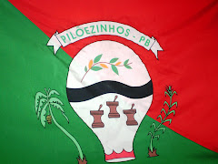 Bandeira do Município de Pilõezinhos
