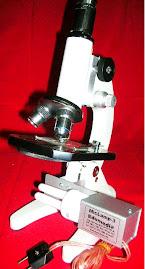 Lampu Mikroskop & Mikroskop listrik