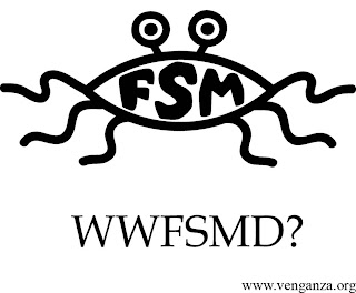 What Would Flying Spaghetti Monster Do?