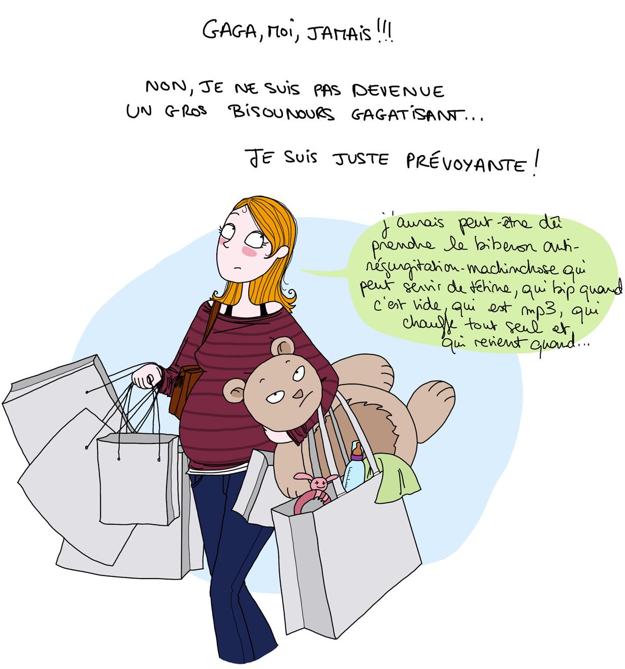 Femme enceinte cherche papa 2015