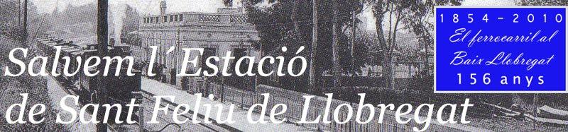 Salvem l´Estació de Sant Feliu de Llobregat