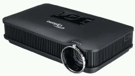 Techzone optoma pk201 and pk301 pico pocket projectors for Pocket pico mobile projector