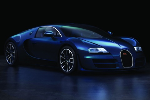 Bugatti Veyron Super Sport Car News Reviews Drive